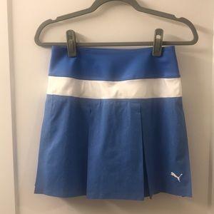 Puma golf tennis skirt